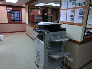 バンコク事務所,レンタルオフィス