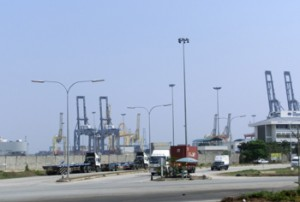 レムチャバン深海港