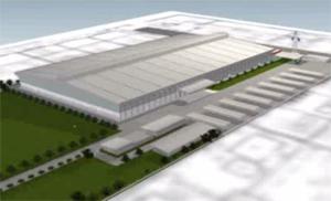 タイ工場デザイン設計