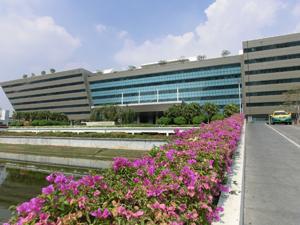 タイ政府総合庁舎