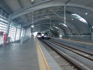 タイ交通網